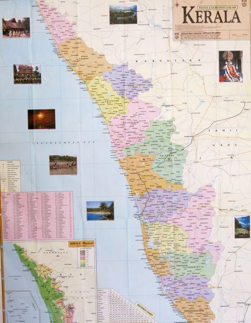 Karta Indien Thailand.Fakta Och Kultur I Indien Kerala Yoga I Indien Thailand Bali